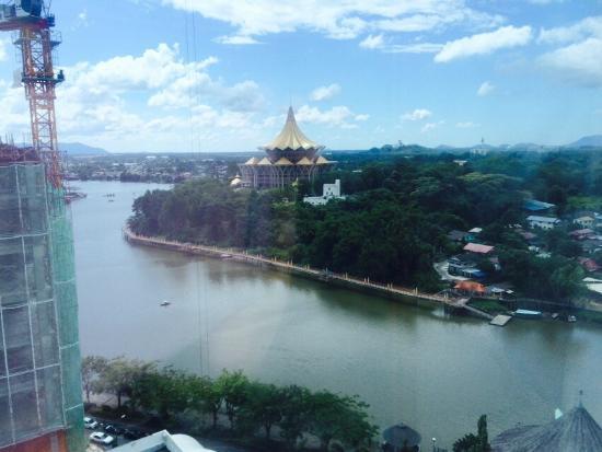 location photo direct link riverside majestic hotel kuching sarawak