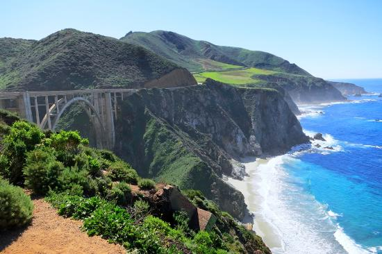 Scenic Drive With Breathtaking Drives Los Angeles To
