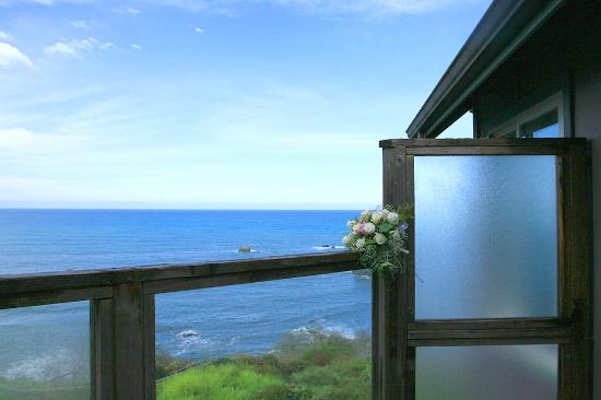 Turtle Rocks Inn: Honeymoon view