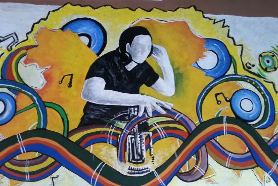Inka's Hostel: Arte