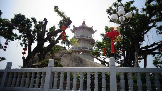 Lufeng, Cina: Pagoda