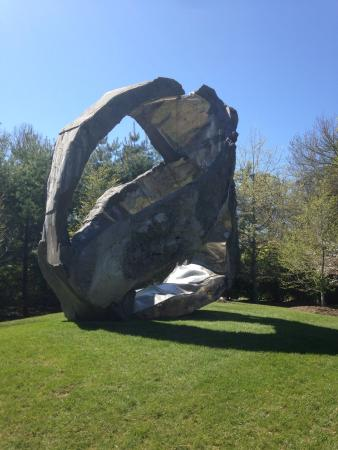The Village Green: Sculpture
