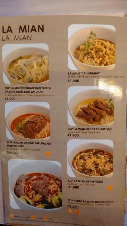 School Food Menu Jakarta