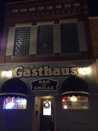 Cherokee, Айова: Gasthaus Bar and Grille