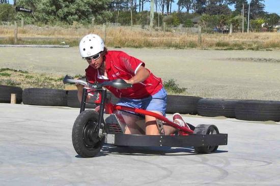 how to build a drift kart