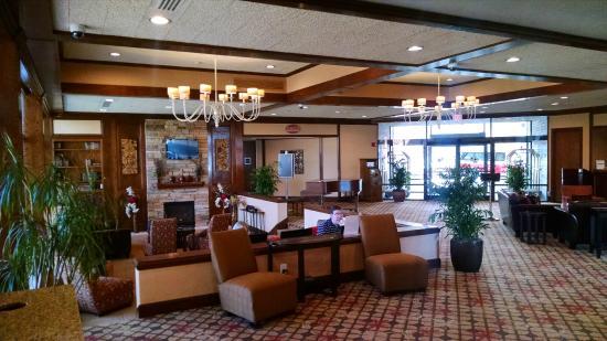Ramada Plaza Minneapolis: Lobby