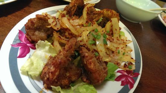 Restaurant Truong : チキン