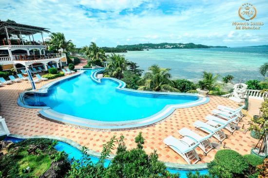 Monaco Suites de Boracay: View