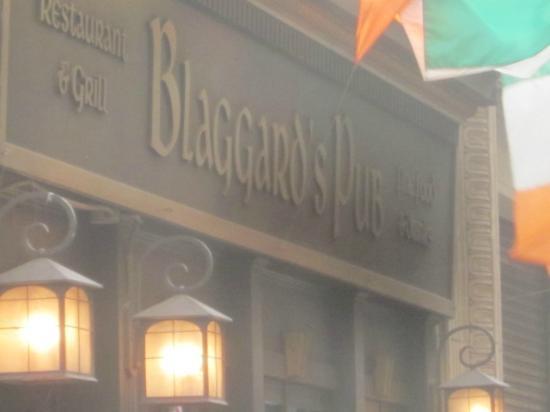 Blaggard's Pub : Great pub Go here!