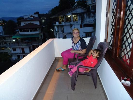 Sharon Inn : Balcony Room 9