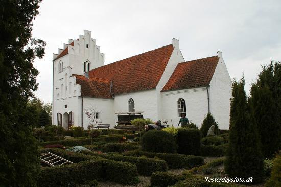 Sorø, Danmark: Kirken ude