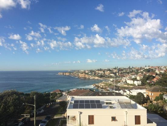 Bondi Beachouse YHA: Rooftop area!