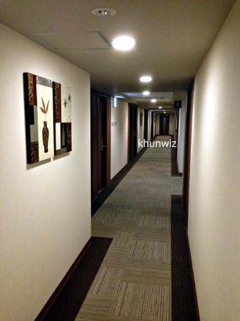 Hotel Route Inn Gotenba Ekiminami: corridor