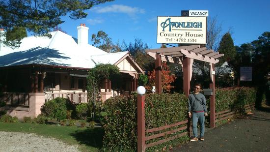 Avonleigh Country House: Great Blue Mountains stay