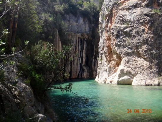 Do! Valencia Hot Spring Day Tours : Beautiful springs