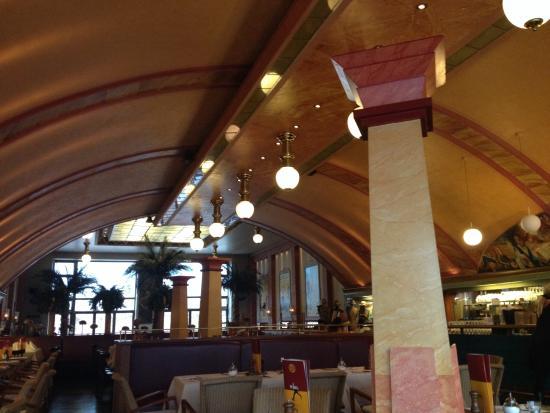 Beautiful art deco foto van restaurant zur nolle berlijn
