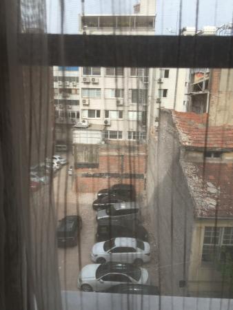 Oglakcioglu Park Boutique Hotel : Utsikt från rummet
