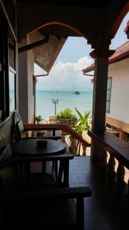 Kinnaree Resort: balcony