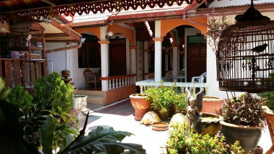 Kinnaree Resort: from the restaurant