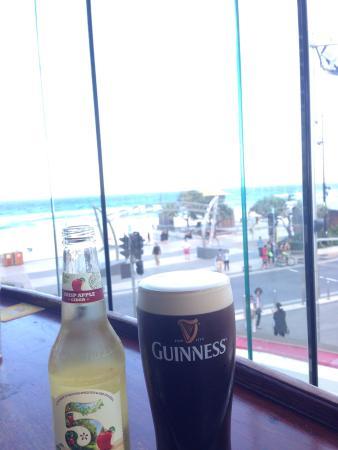 O'Malley's Irish Tavern: View
