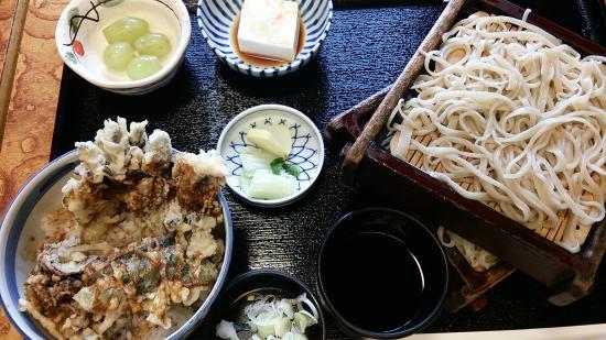 Soba restaurant Hasegawa