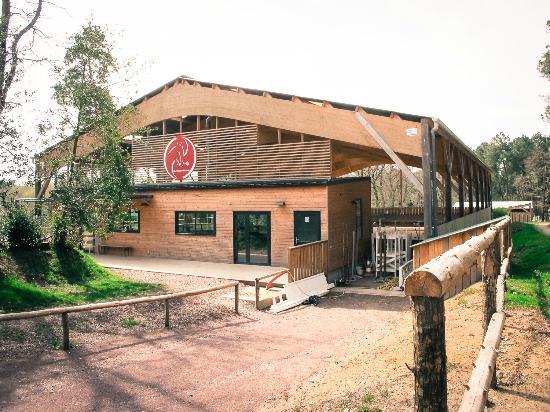 Tréhorenteuc, France : Le centre