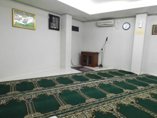 Sofyan Inn Tebet: Musholla