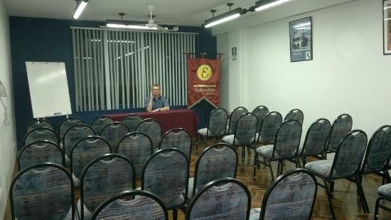 Embajadores Hotel : Конференц-зал