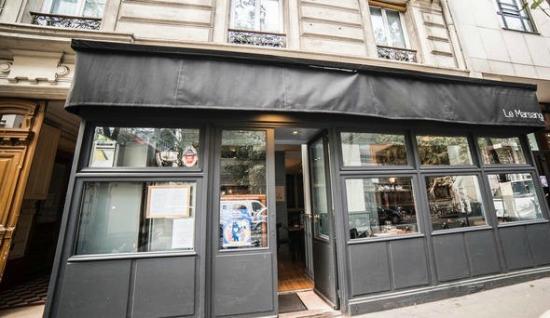 Le Marsangy: Notre restaurant
