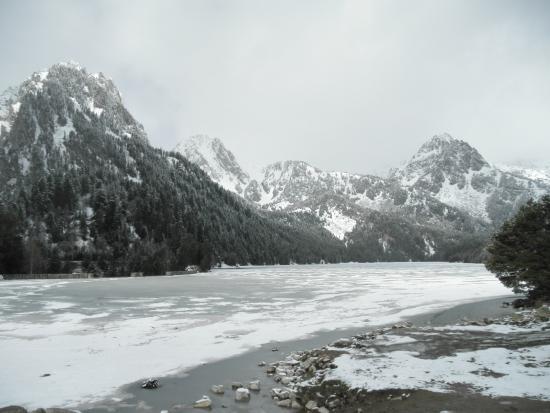 Espot, สเปน: lago de sant maurici