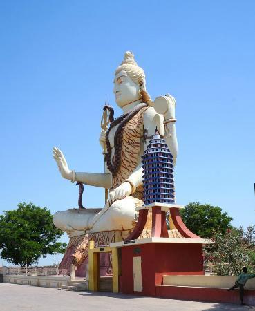 Jamnagar, India: Dwarka Nageshwardham Temple