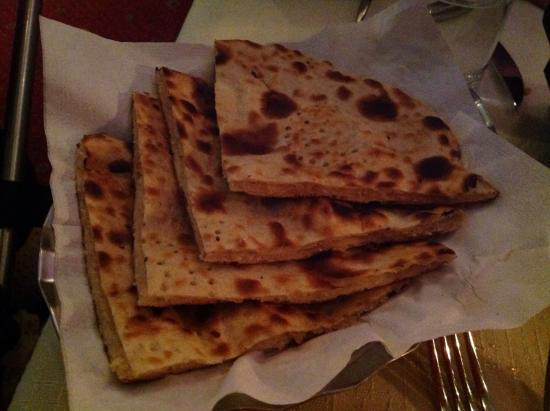 Gaylord Spices: Naan