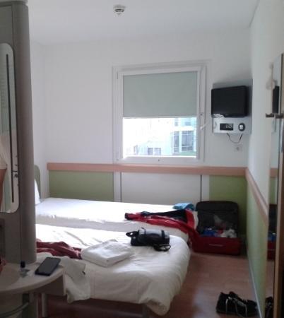 Hotel Koln Dreibettzimmer