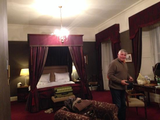 The Howard : Four poster room abercrombie