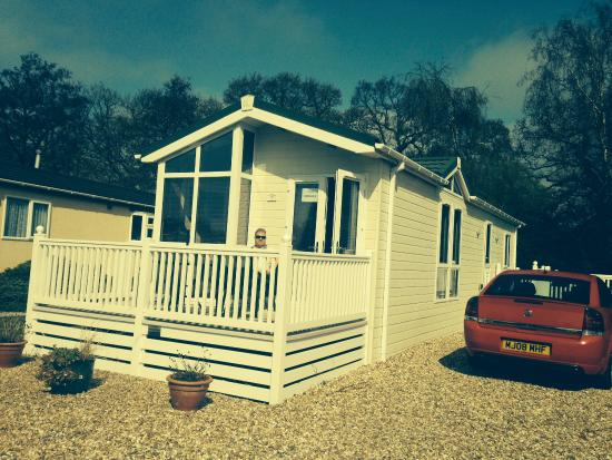 Hazelwood Holiday Park: In the sun