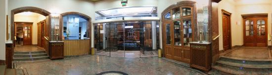 Hotel Colón Spa: Hall de entrada