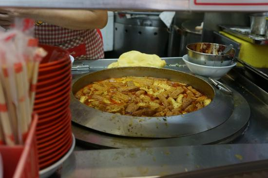 How Its Made Picture Of Wei Yi Laksa Prawn Noodle Singapore