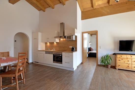 Appartementhaus Tanja: Küche Superior
