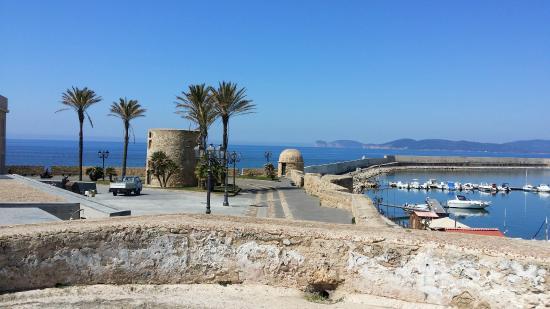 Il Mare Di Alghero : Gamla stan