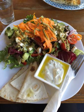 Socrates Table Cafe: Come Together salad - AMAZING!
