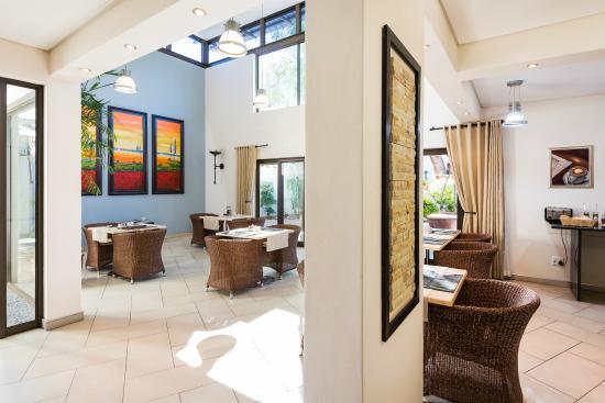 Monte Bello Guesthouse: Restaurant