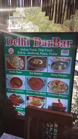 Delhi Darbar Aonang Krabi: New name