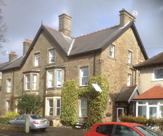 The Old Manse Guesthouse : The Old Manse, booked to go again!