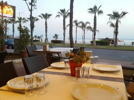 Mekanımız Picture Of Grand Ada Restaurant Alanya TripAdvisor - Ada restaurant table