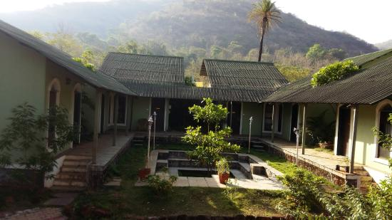 Image result for ananda yoga retreat pune