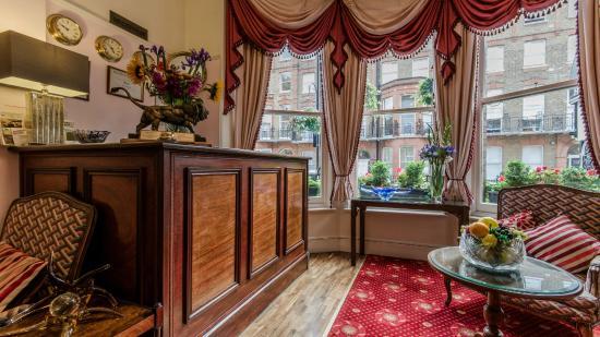 Hotel La Place: Reception