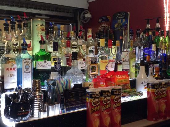 Savoy Court Hotel: Bar