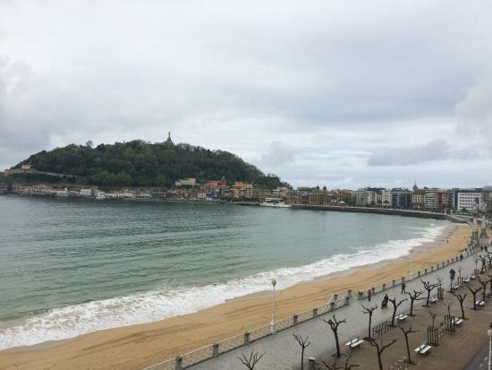 Hotel Niza: La Playa de la Concha
