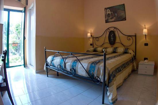 Hotel Degli Amici: camera singola