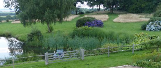 Le Pre Rainette, Chambres d'Hotes de Charme : Jardin
